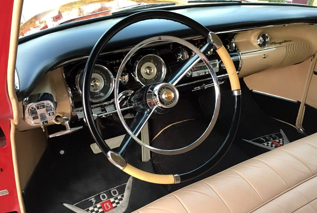 1956 Chrysler 300B Dash