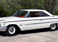 1963 Ford Galaxie Lightweight