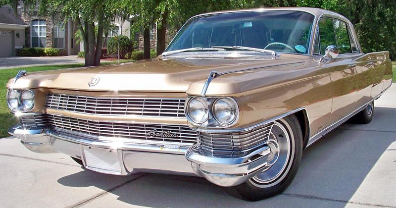 1964 Cadillac Fleetwood Sixty Special
