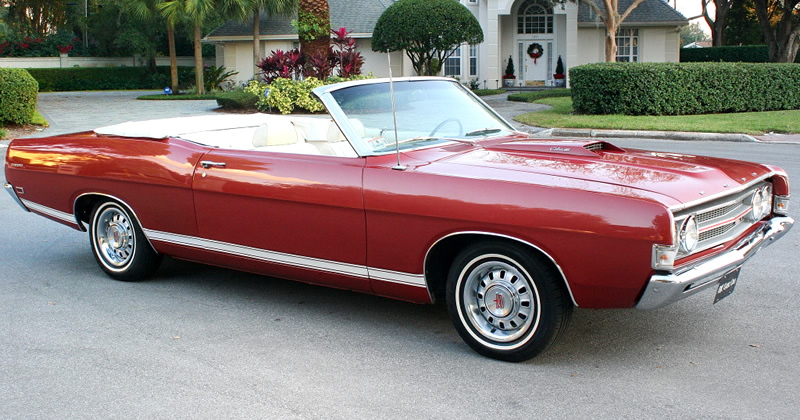 Ford Torino Gt Convertible