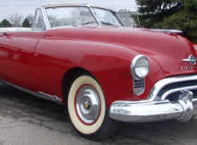 1949 Oldsmobile Ninety-Eight Convertible