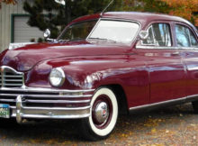 1949 Packard Eight Sedan