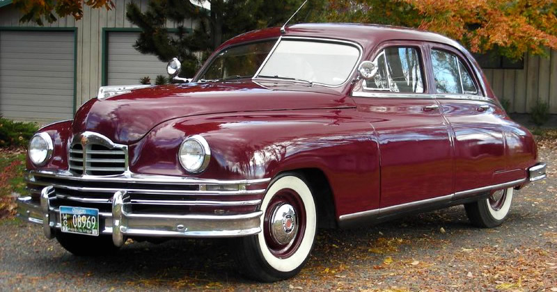 1949 Packard Eight Sedan