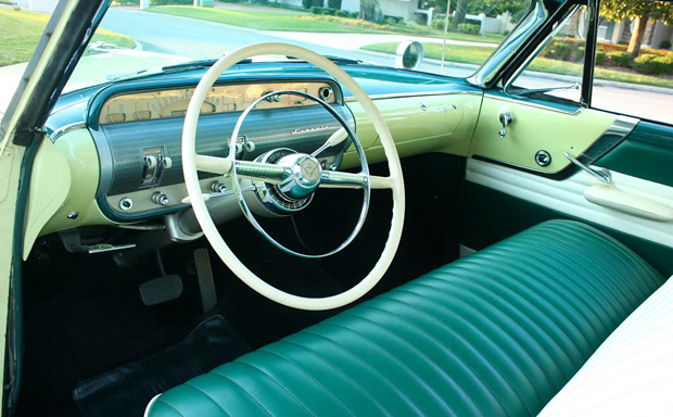 1954 Lincoln Capri Sport Coupe Under 88 000 Miles On The