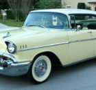 1957 Chevrolet Bel Air Sport Sedan