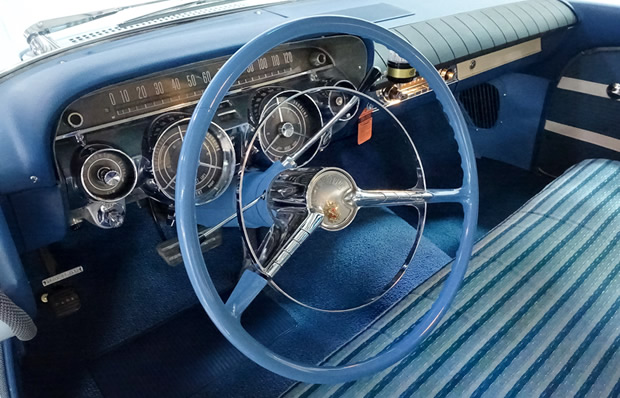 1959 Buick LeSabre Station Wagon - Delta-Wing beauty!