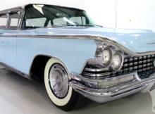 1959 Buick LeSabre Estate Station Wagon