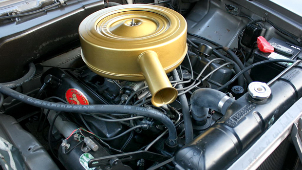 1959 Chrysler Golden Lion 383 B Block Wedge V8
