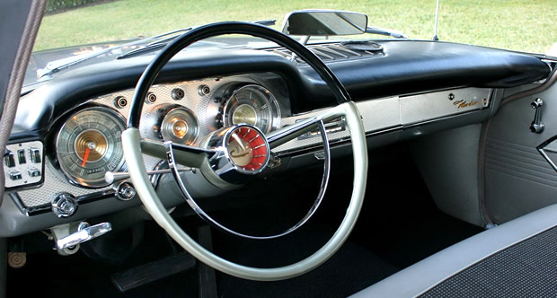 1959 Chrysler Windsor dash