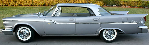 1959 Chrysler Windsor Side View