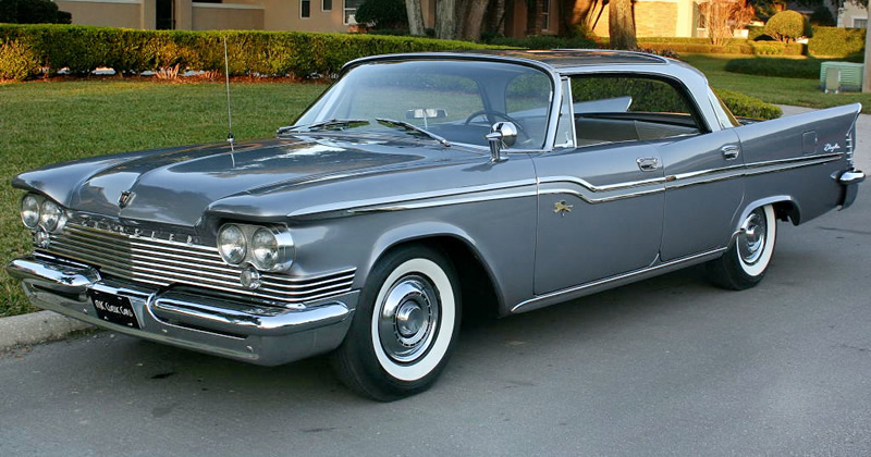 1959 Chrysler Windsor All Original With Under 39 000