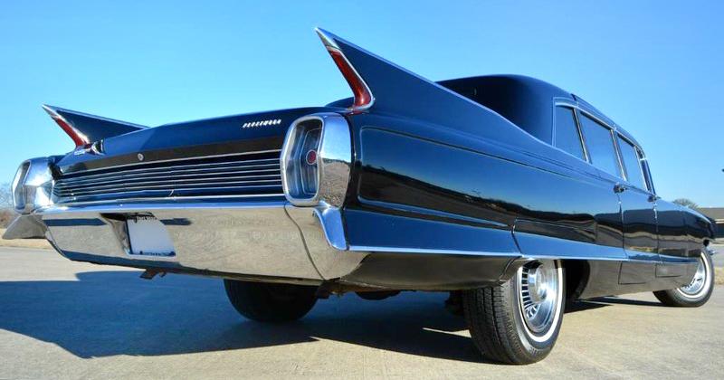1962 Cadillac Fleetwood 75 Sedan