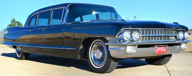 1962 Cadillac Series 75 Sedan