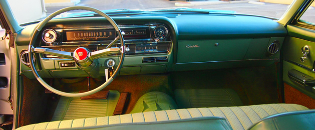 1963 Cadillac Sixty-Two Coupe