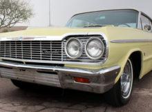 1964 Chevrolet Impala SS Sport Coupe