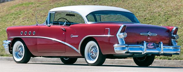 1955 buick century 2 door riviera hardtop with dynaflow for 1955 buick riviera 56r super 2 door hardtop