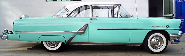 1955 mercury monterey hardtop coupe white over green for 1955 mercury monterey 4 door