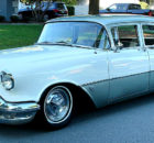 1956 Oldsmobile Super Eighty-Eight Sedan