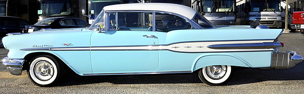 1957 Pontiac Chieftain Catalina