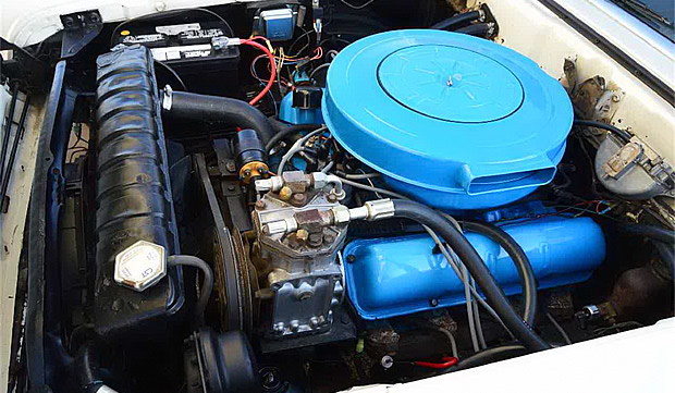 1959 Ford 352 V8 Engine