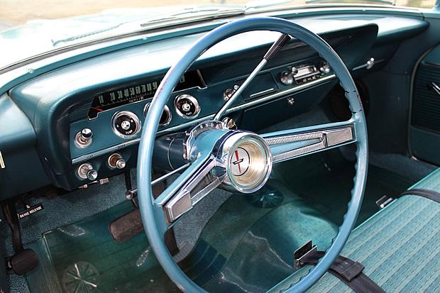 Chevrolet Bel Air Station Wagon Steering Wheel