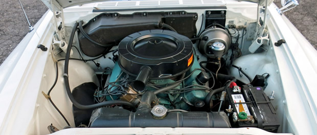 1964 Chrysler 361v8 engine