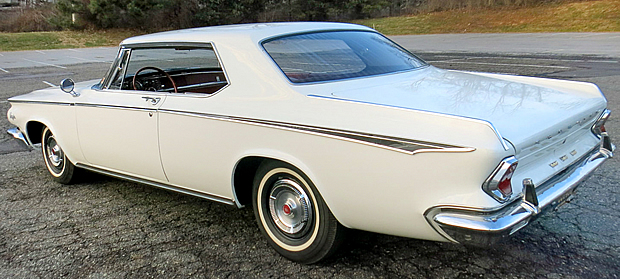 1964 Chrysler Newport Rear