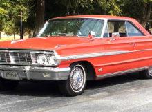 1964 Ford Galaxie 2-door Hardtop