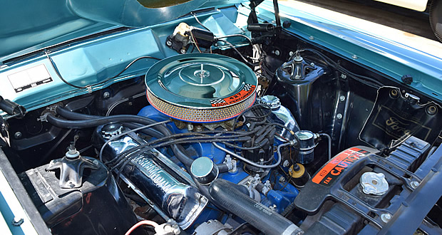 1967 Ford W-code 427 cubic inch V8