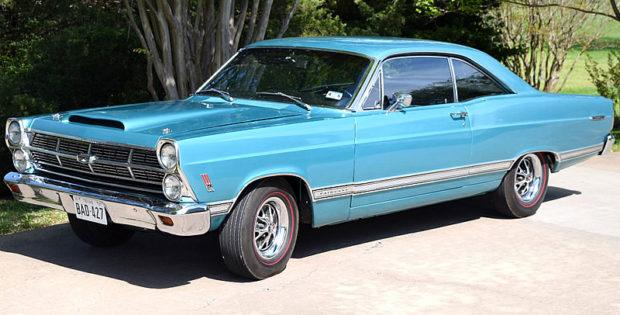 1967 Ford Fairlane 500 W-Code 427 V8