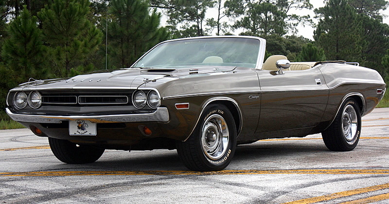 1971 dodge challenger convertible with 383 big block 4. Black Bedroom Furniture Sets. Home Design Ideas
