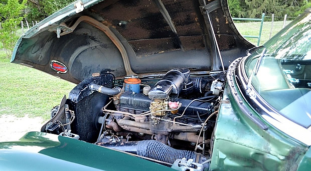 1951 Buick 263.3 cubic inch Fireball Engine