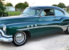 1951 Buick Super Tourback Coupe