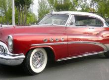 1953 Buick Roadmaster 2-door Riviera Hardtop