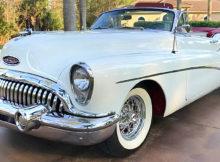 1953 Buick Roadmaster Skylark