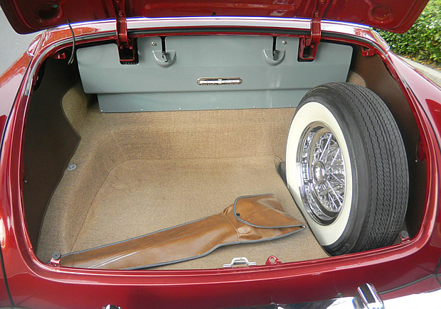 1953 Buick Roadmaster - trunk air conditioning