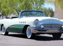 1955 Buick Roadmaster Convertible