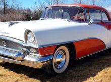 1955 Packard Clipper Super Panama Coupe