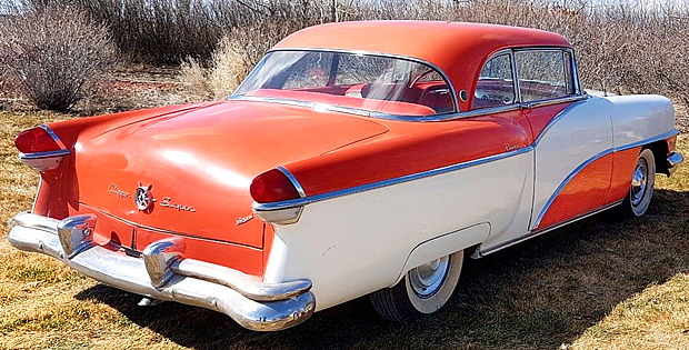 1955 Packard Clipper Panama Super