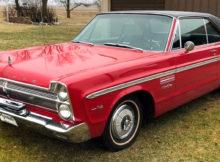 1965 Plymouth Sport Fury Hardtop