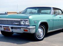1966 Chevrolet Caprice Custom Hardtop
