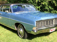 1968 Ford LTD 2-door Hardtop