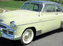 1950 Chevrolet Bel Air Hardtop