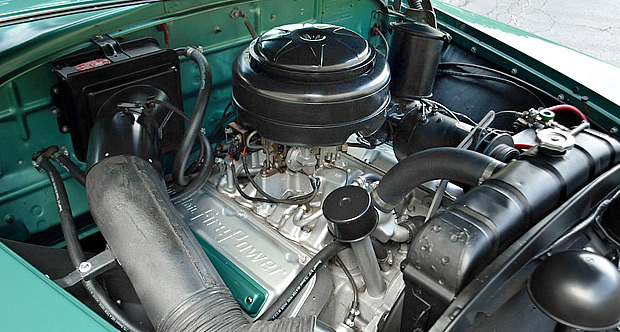 1952 Chrysler Firepower V8