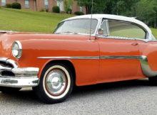 1954 Pontiac Chieftain Custom Catalina