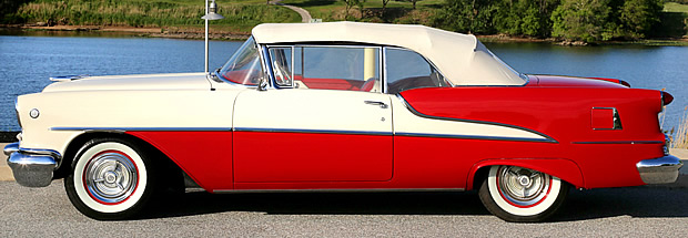1955 Oldsmobile Super 88 Side View