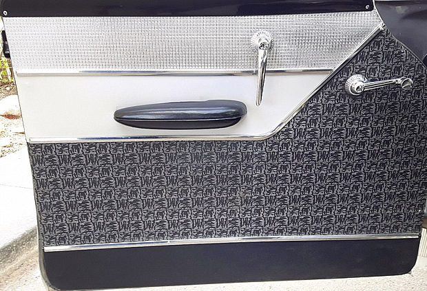 1956 Dodge Custom Royal door panel