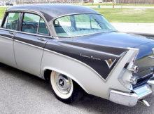 1956 Dodge Custom Royal Sedan