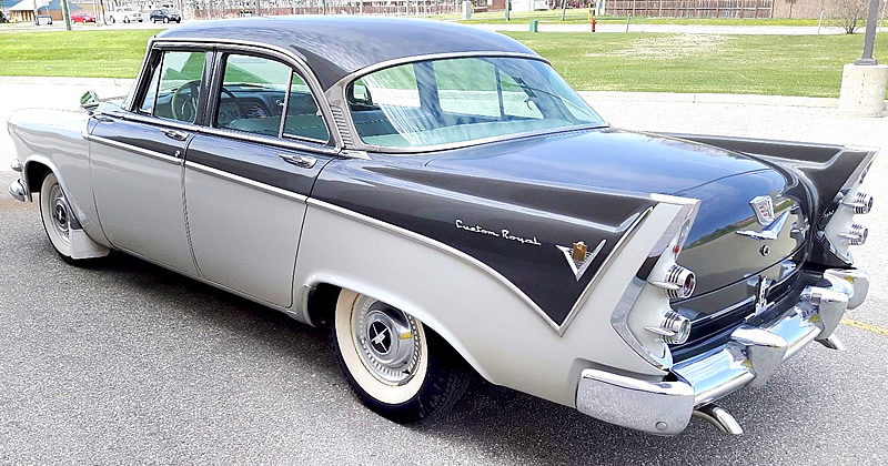 1956 Dodge Custom Royal Sedan