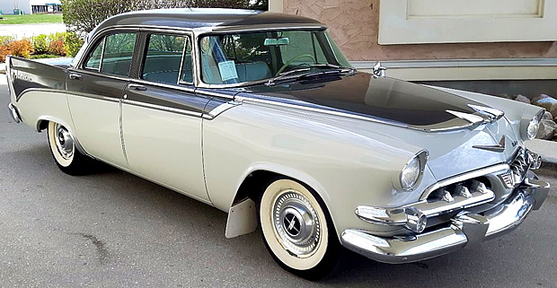 1956 dodge custom royal sedan 37 000 miles for 1956 dodge custom royal 4 door